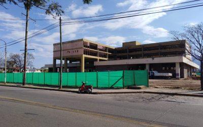 Obra: HOTEL PROVINCIAL DE TURISMO LA RIOJA – (AÑO 2019 EN EJECUCIÓN)