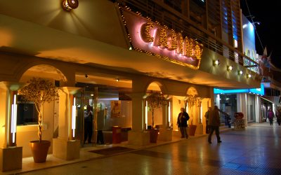 Obra: CASINO CLUB – LA RIOJA –