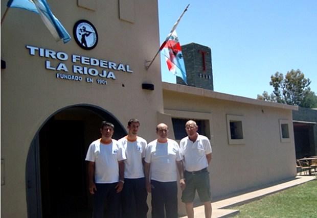 OBRA: TIRO FEDERAL LA RIOJA